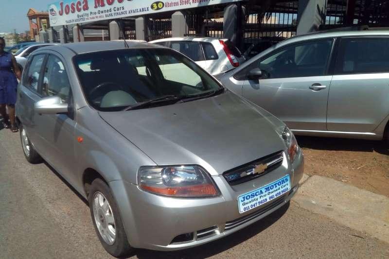 Chevrolet Aveo 1.5 LT 2005