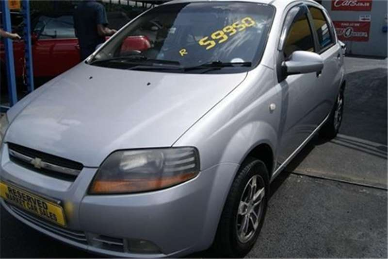 Chevrolet Aveo Aveo 1 5 Lt For Sale In Gauteng Auto Mart
