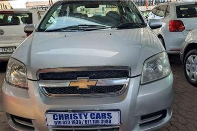 Chevrolet Aveo 1.5 LT 2015