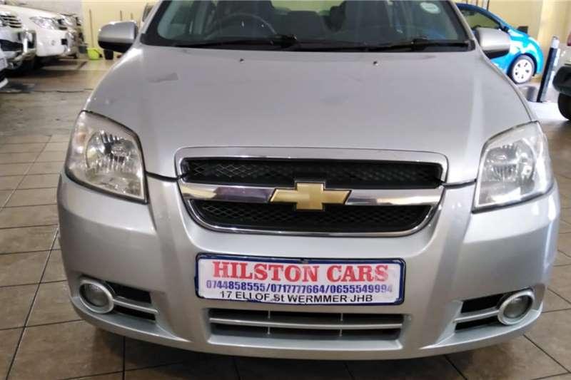 Chevrolet Aveo 1.5 sedan 2013