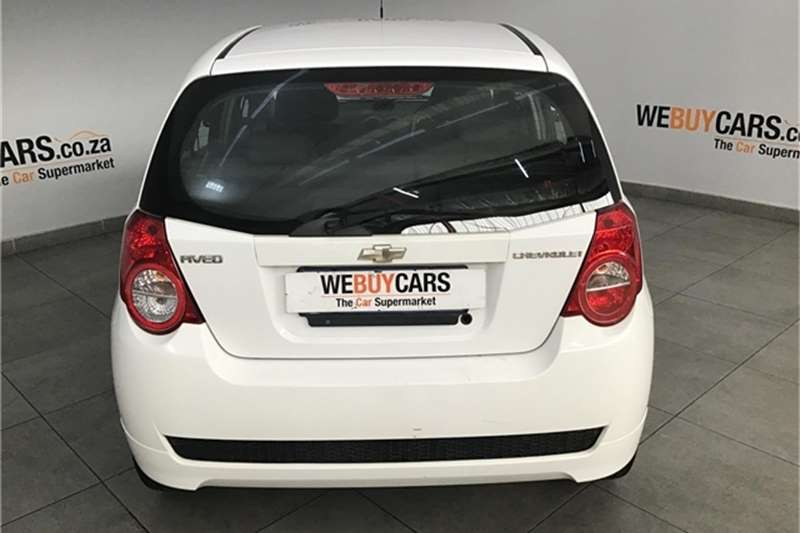 Chevrolet Aveo 1.6 L hatch 2010