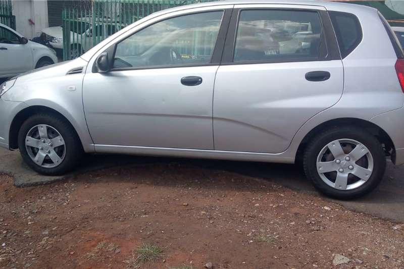 Chevrolet Aveo 1.6 L hatch 2010