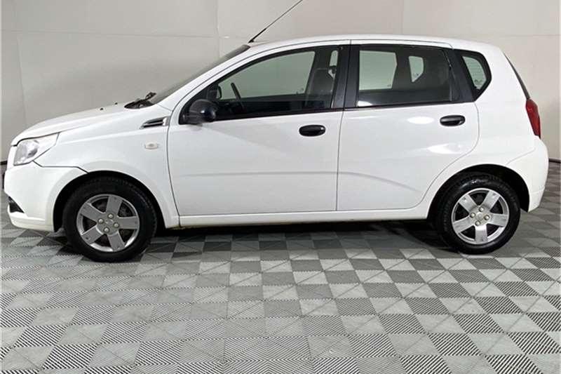 2010 Chevrolet Aveo Aveo 1.6 L hatch