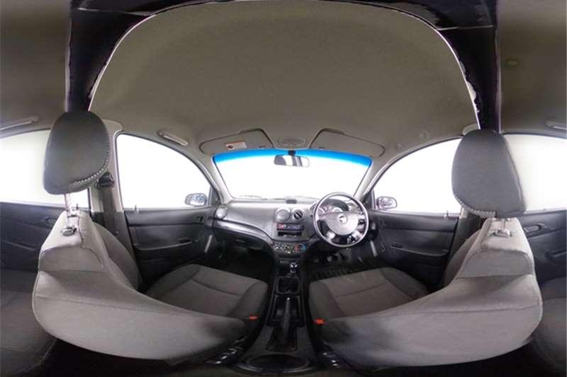 2012 Chevrolet Aveo Aveo 1.6 L hatch