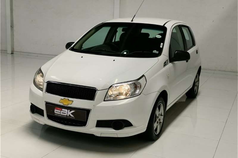 Used 2013 Chevrolet Aveo 1.6 L hatch
