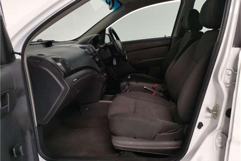 Used 2013 Chevrolet Aveo 1.6 L hatch