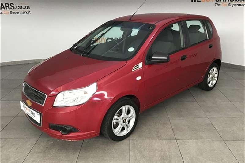 Chevrolet Aveo 1.6 L hatch 2014