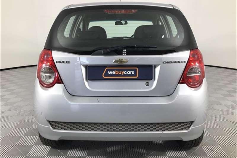 Chevrolet Aveo 1.6 L hatch 2015