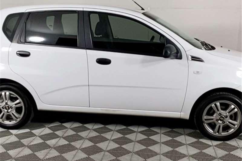 2015 Chevrolet Aveo Aveo 1.6 L hatch