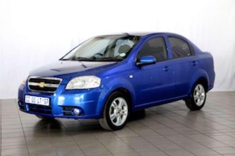 Chevrolet Aveo 1.6 LS 2014