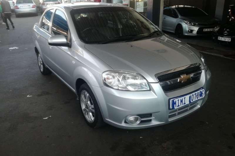 Chevrolet Aveo 1.6 LS 2018