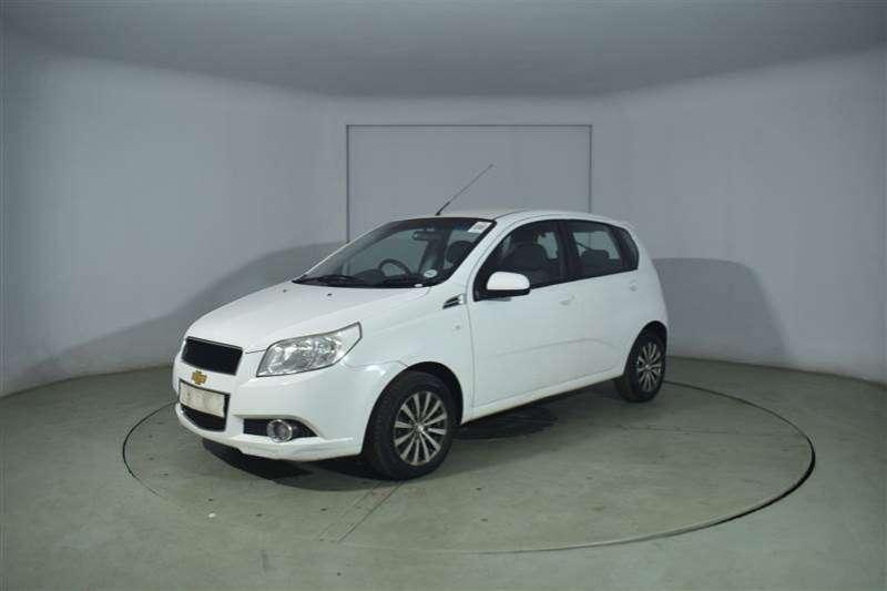 Chevrolet Aveo 1.6 LS 5DR 2011