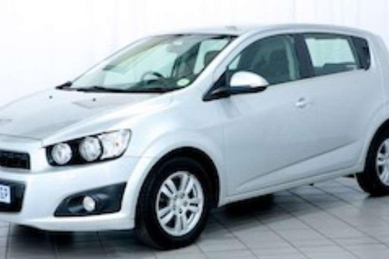 Chevrolet Aveo 1.6 LS 5DR 2014