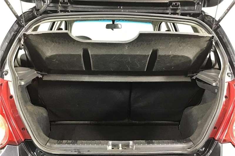 Chevrolet Aveo 1.6 LS hatch 2009