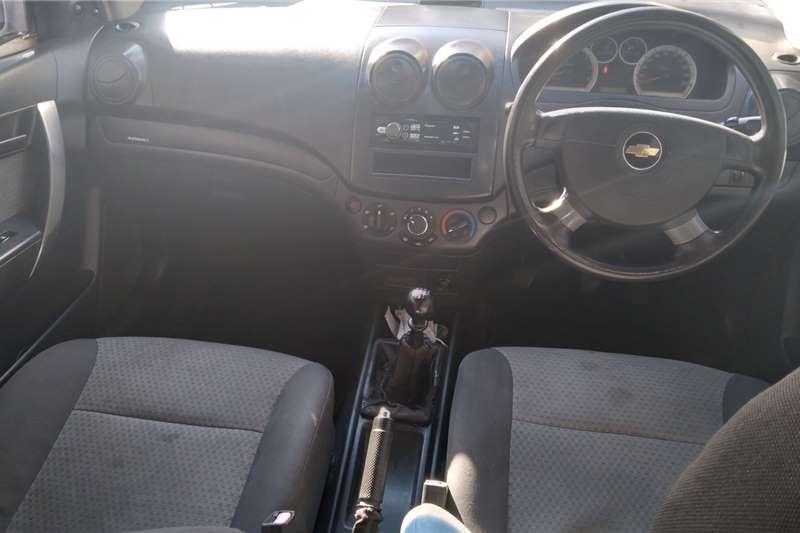 Used 2009 Chevrolet Aveo 1.6 LS hatch