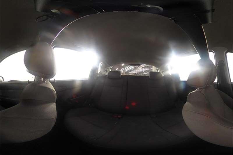 2009 Chevrolet Aveo Aveo 1.6 LS hatch
