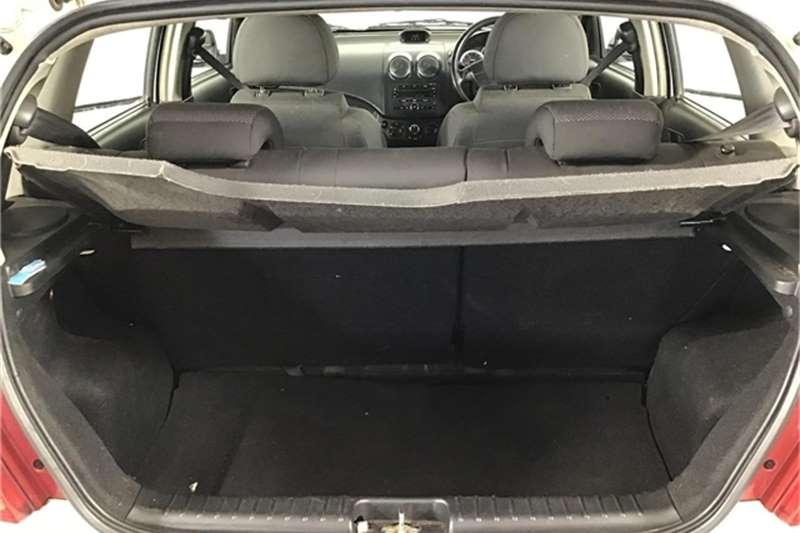 Chevrolet Aveo 1.6 LS hatch 2010