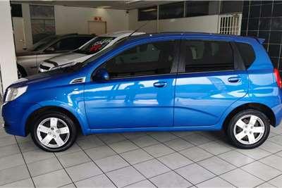 Used 2012 Chevrolet Aveo 1.6 LS hatch