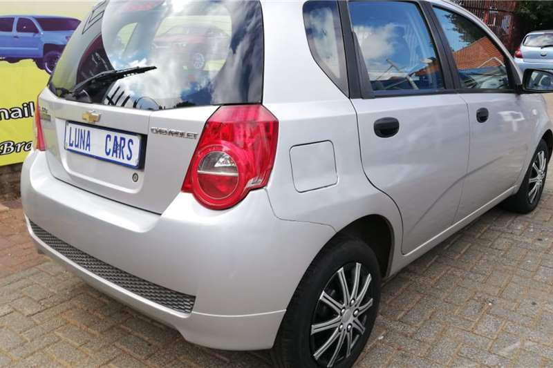Used 2013 Chevrolet Aveo 1.6 LS hatch