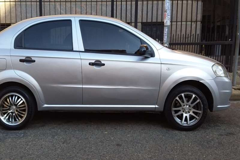 Used 2008 Chevrolet Aveo 1.6 LS hatch automatic
