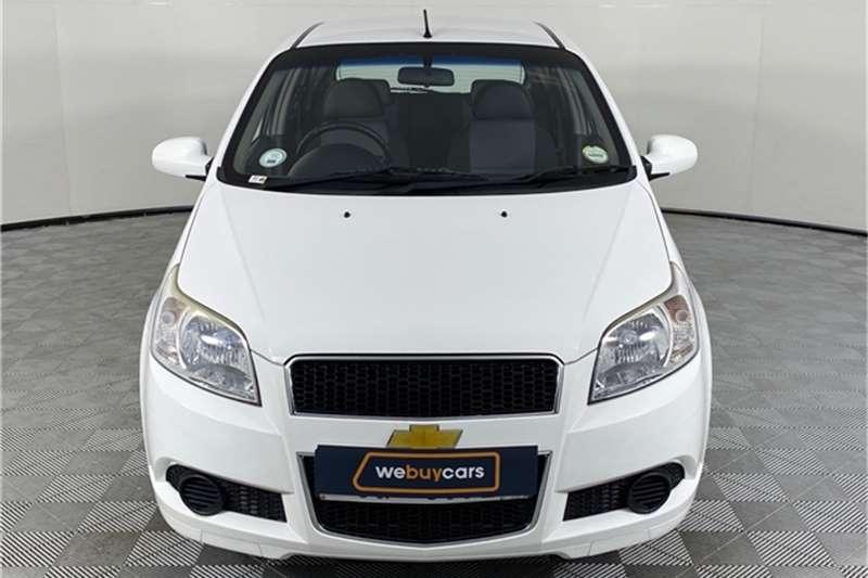 2009 Chevrolet Aveo Aveo 1.6 LS hatch automatic