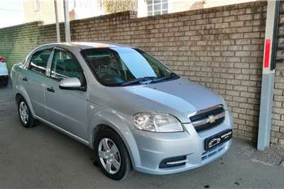 Used 2009 Chevrolet Aveo 1.6 LS hatch automatic
