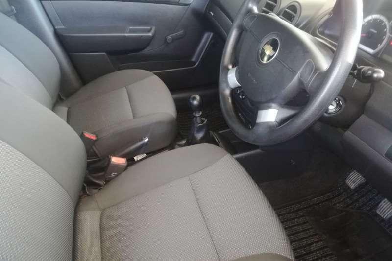 Chevrolet Aveo 1.6 LS hatch automatic 2014