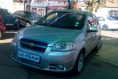 Used 2014 Chevrolet Aveo 1.6 LS hatch automatic