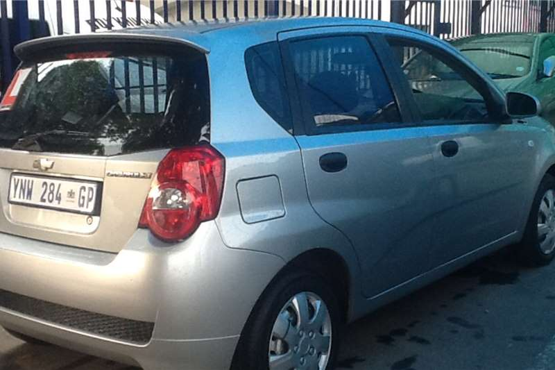 Chevrolet Aveo 1.6 LS hatch 0