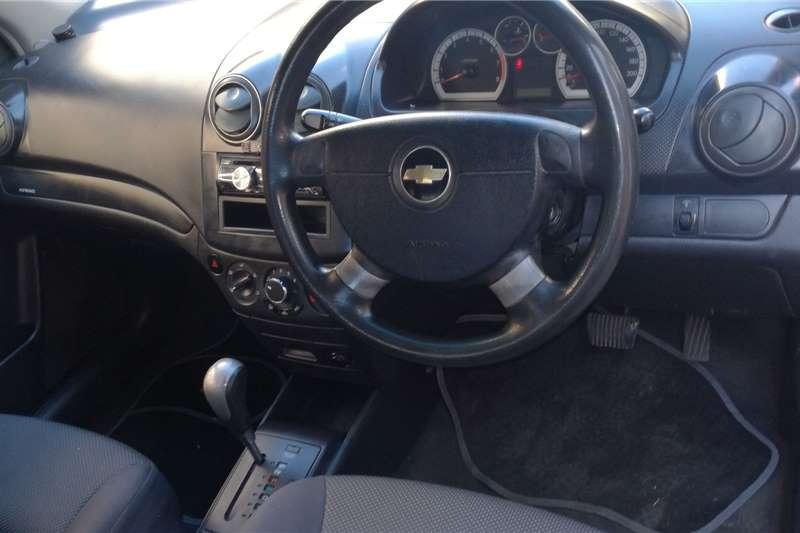 Chevrolet Aveo 1.6 LS sedan 2008
