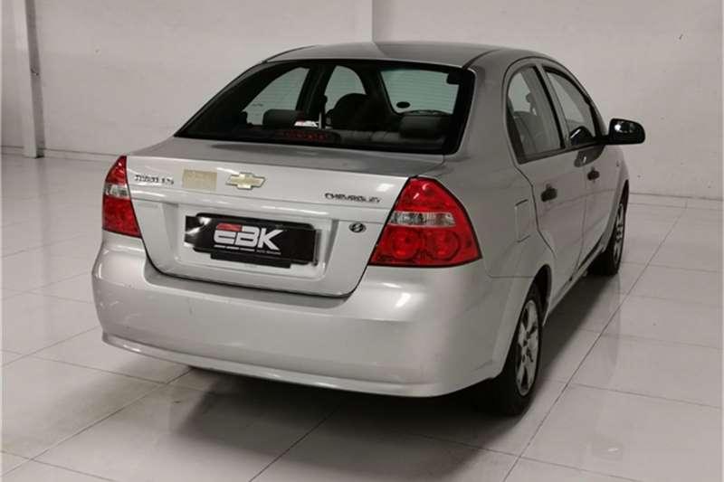 Used 2009 Chevrolet Aveo 1.6 LS sedan