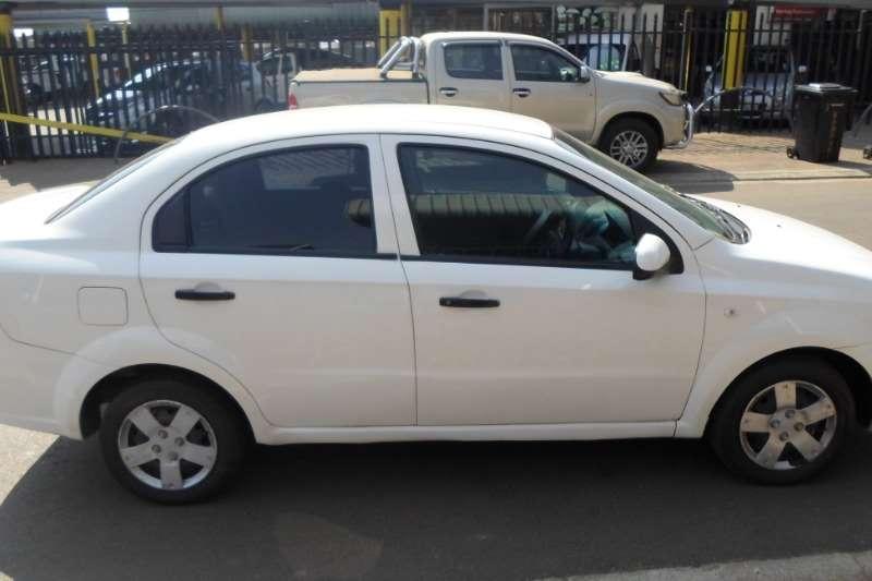 Chevrolet Aveo 1.6 LS sedan 2010