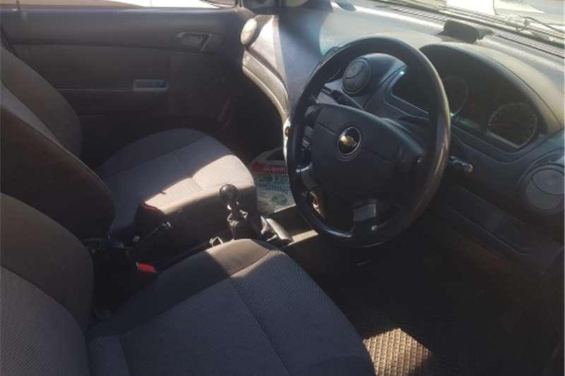 Used 2010 Chevrolet Aveo 1.6 LS sedan