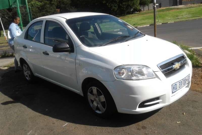 Chevrolet Aveo Aveo 1 6 Ls Sedan For Sale In Gauteng Auto Mart