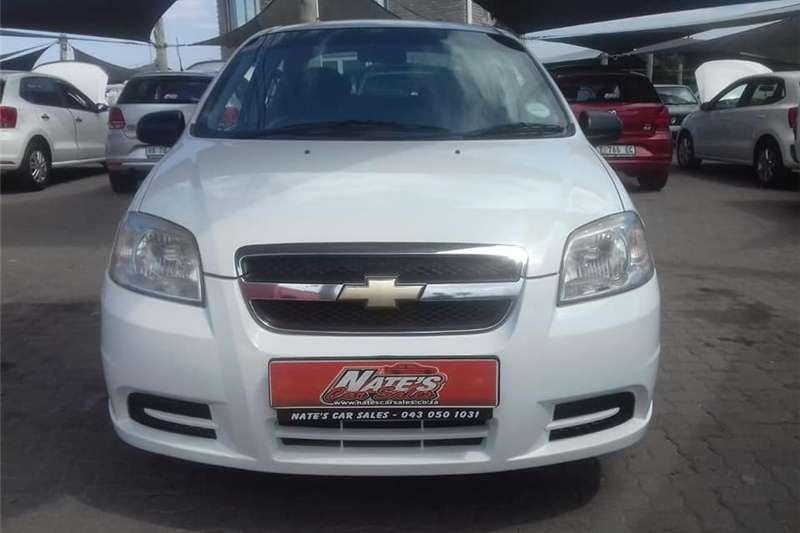 Chevrolet Aveo 1.6 LS sedan 2011
