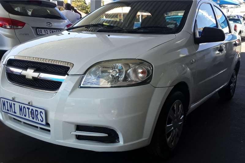 Used 2011 Chevrolet Aveo 1.6 LS sedan