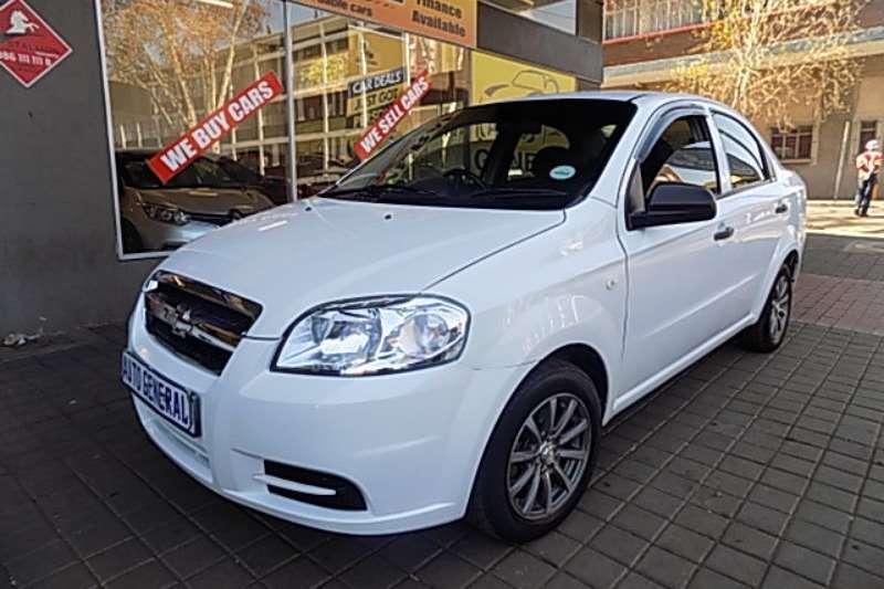 Chevrolet Aveo 1 6 Ls Sedan For Sale In Gauteng Auto Mart