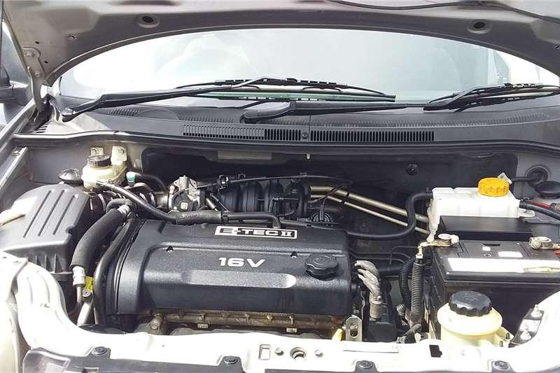 Chevrolet Aveo 1.6 LS sedan 2012