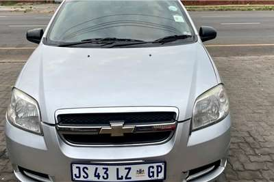 Used 2012 Chevrolet Aveo 1.6 LS sedan