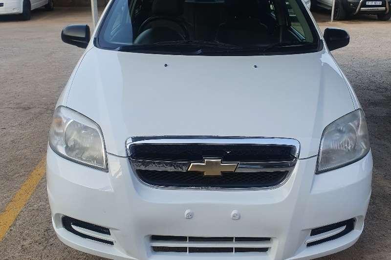 Used 2012 Chevrolet Aveo 1.6 LS sedan