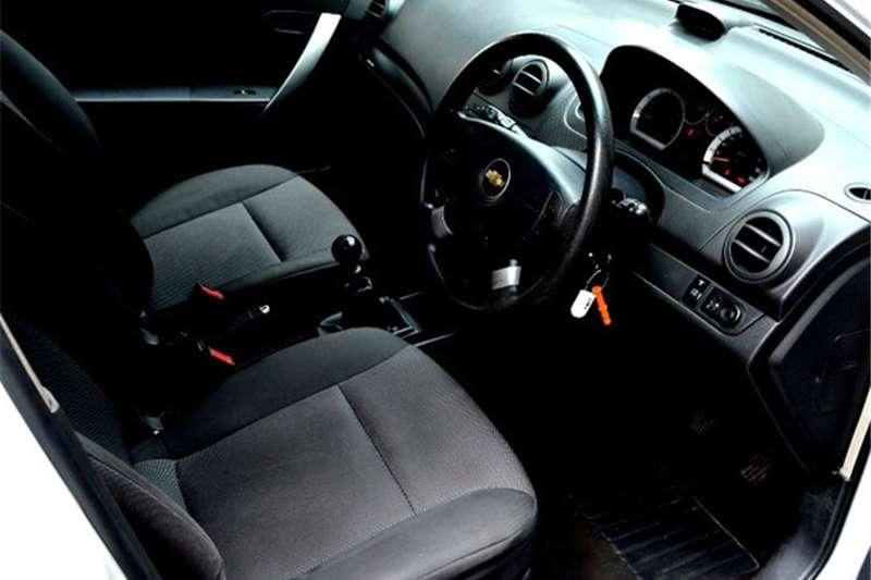 Chevrolet Aveo 1.6 LS sedan 2013