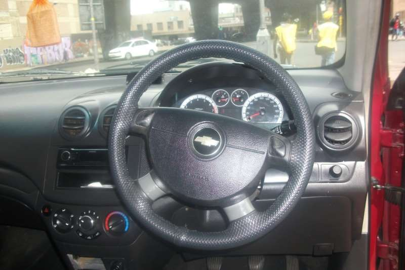 2014 Chevrolet Aveo Aveo 1.6 LS sedan