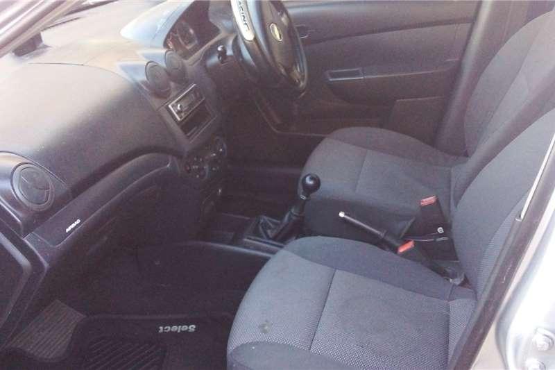 Used 2014 Chevrolet Aveo 1.6 LS sedan
