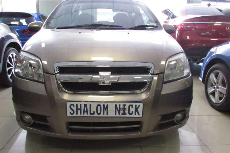 Chevrolet Aveo 1.6 LS sedan 2015