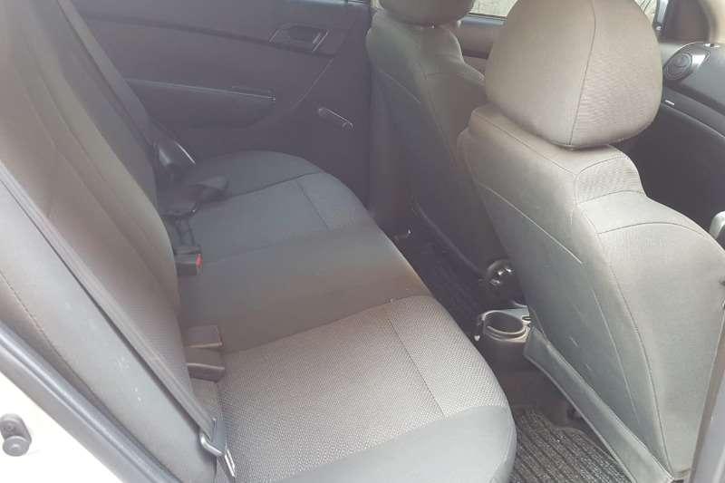Used 2016 Chevrolet Aveo 1.6 LS sedan