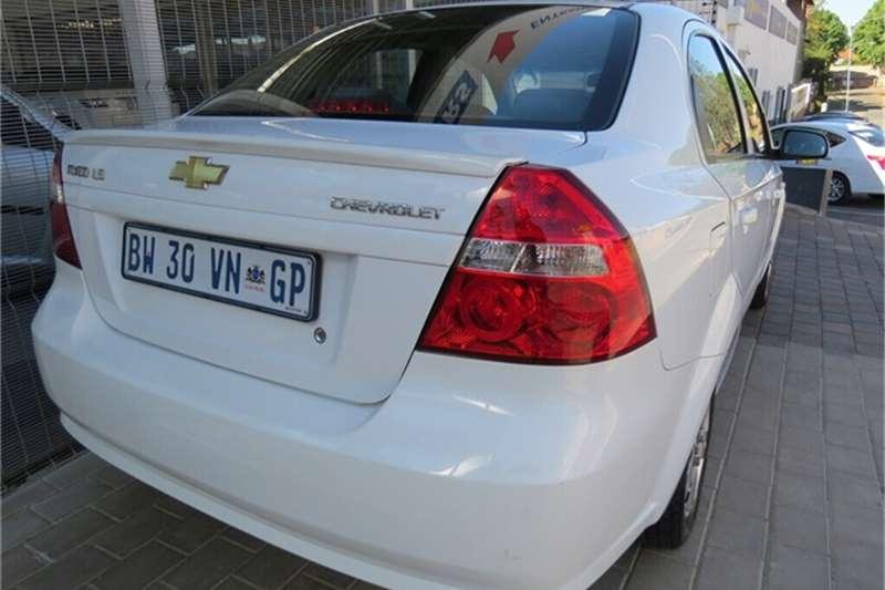 2010 Chevrolet Aveo Aveo 1.6 LS sedan automatic