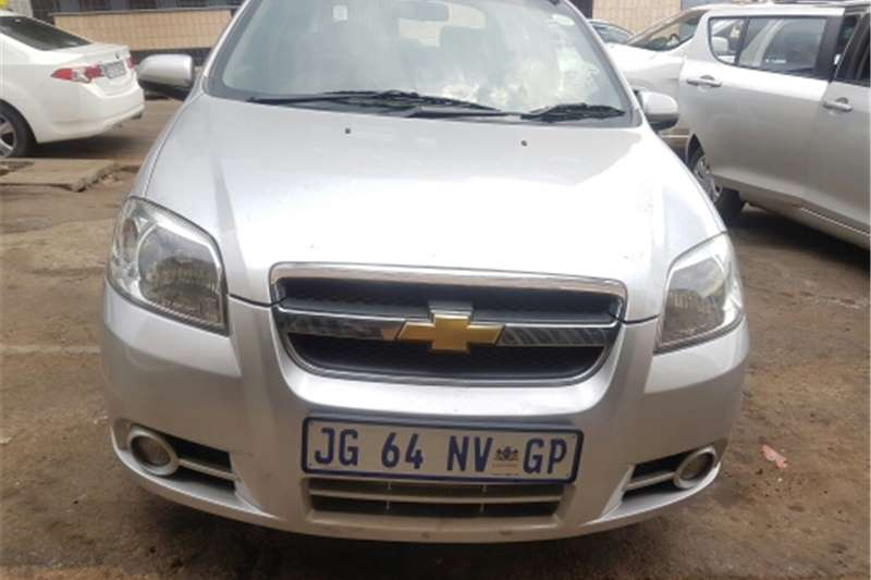 Chevrolet Aveo 1.6 LS sedan  automatic 2014