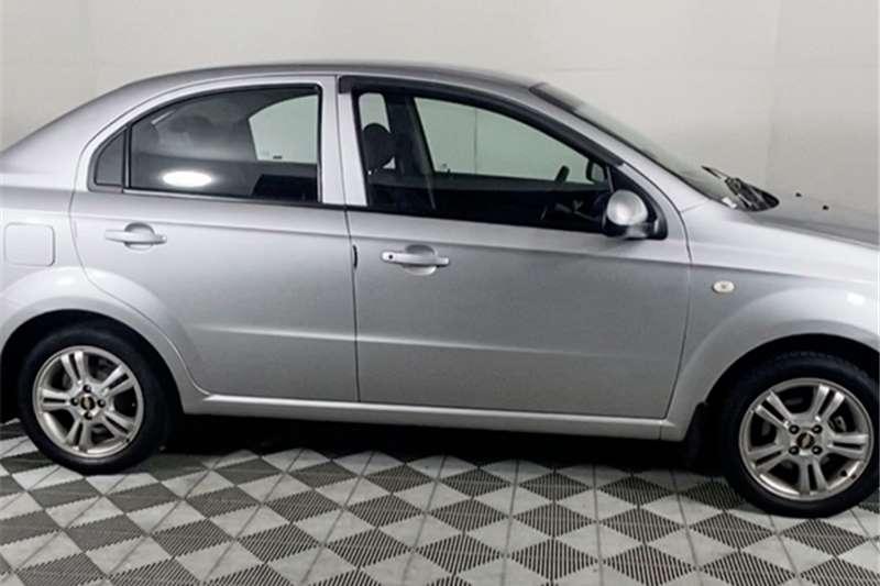 Used 2014 Chevrolet Aveo 1.6 LS sedan automatic