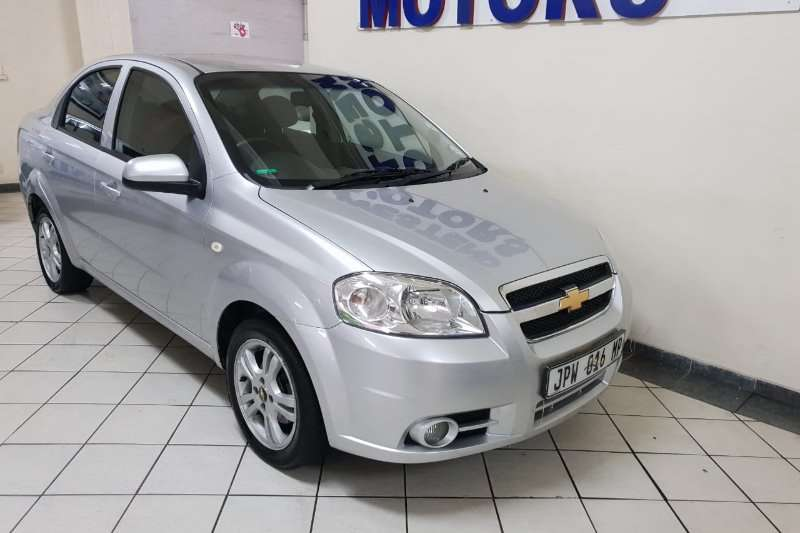 Chevrolet Aveo Aveo 1 6 Ls Sedan Automatic For Sale In Kwazulu