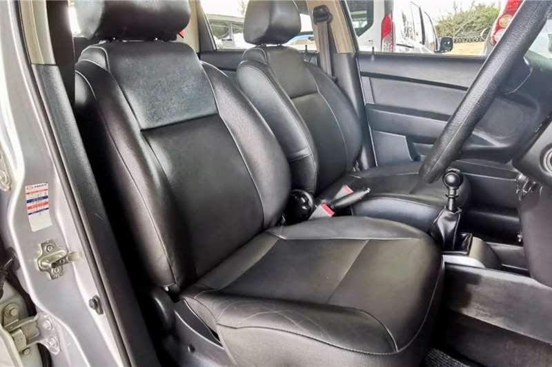 Chevrolet Aveo 1.6 LT hatch 2009
